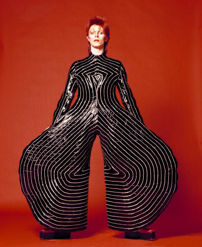 David Bowie expo Philharmonie