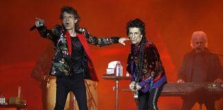 Rolling Stones concert à la Urena