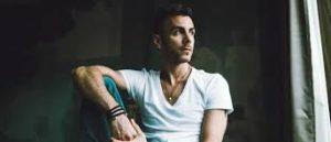 Asaf Avidan pour son album The Study on Falling