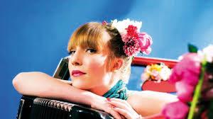 Zaza Fournier chante à l'Etoile du Nord