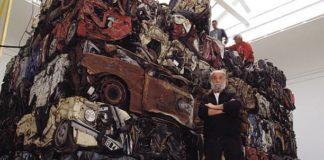 César expo pompidou