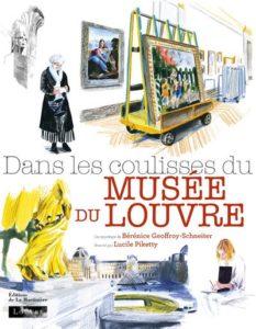 Musée du Louvre livre