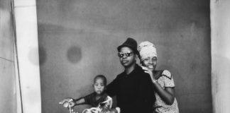 Malick Sidibé Fondation Cartier