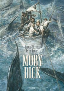 Moby Dick couverture livre