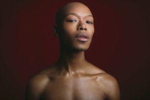 Le chanteur sud africain Nakhane