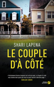 Shari Lapena le couple d'à côté