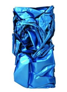césar compression bleue