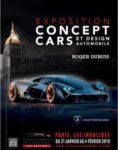 exposition concept cars et design