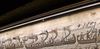 tapisserie bayeux pret grande bretagne
