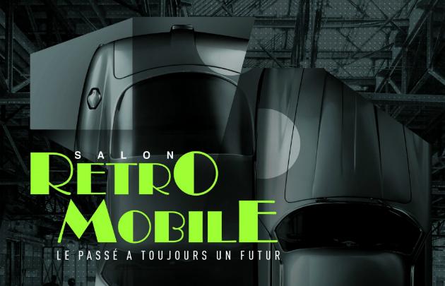 retromobile 2018 affiche