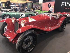 retromobile modele 2018