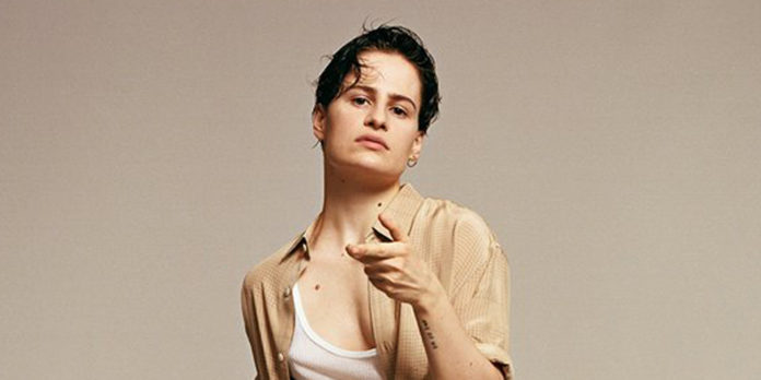 christine and the queens accorhotels arena