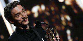 swann arlaud cesar 2018 pour le film petit paysan