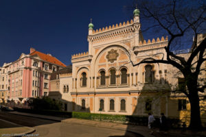prague quartier juif
