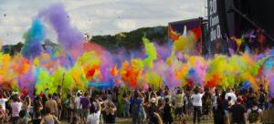 a solidays on en voit de toutes les couleurs color party