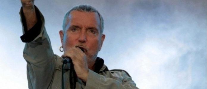bernad Lavilliers a la fête de l'humanite le 15 septembre
