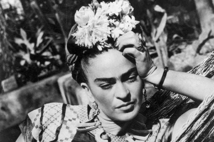 Livre Le Coeur sur Frida Kahlo par marc petitjean