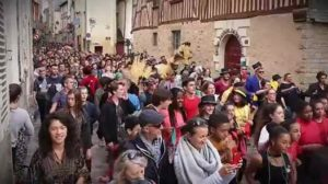 le public du festival I'm from rennes