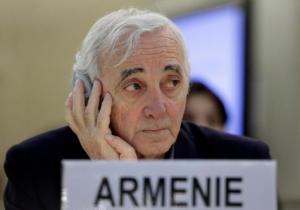 aznavour son combat pour l'arménie