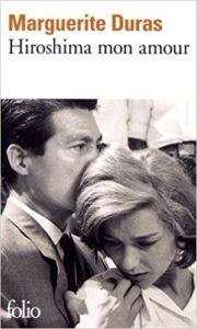 couverture du livre hiroshima mon amour