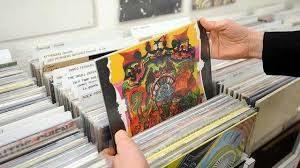 les disques vinyles du marché des labels independants