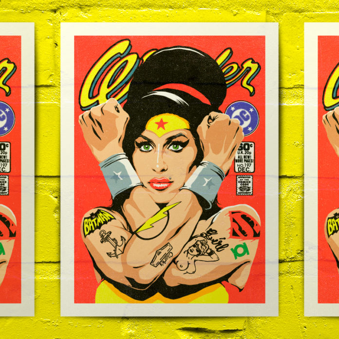 amy winehouse vu par butcher billy
