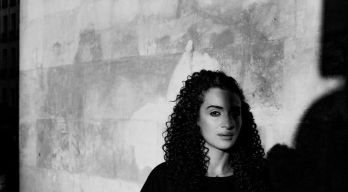 camelia jordana revient avec l'album Lost