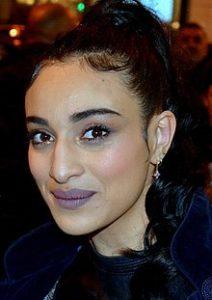 camelia jordana portrait