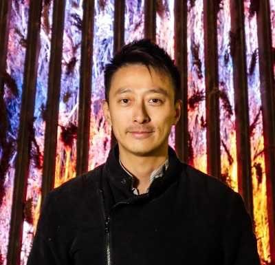 portrait de l'artiste chinois Chi Yung Wong