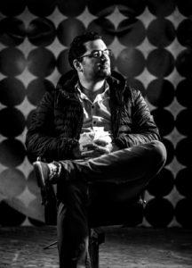 frédéric claquin, auteur du art book strange fantasy sur butcher billy