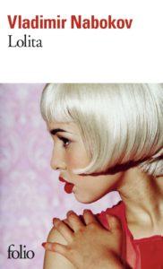 couverture du roman Lolita de Nabokov