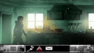 une scène du jeu vidéo the cat lady