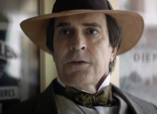 rupert everett joue le rôle d'oscar wilde dans the happy prince