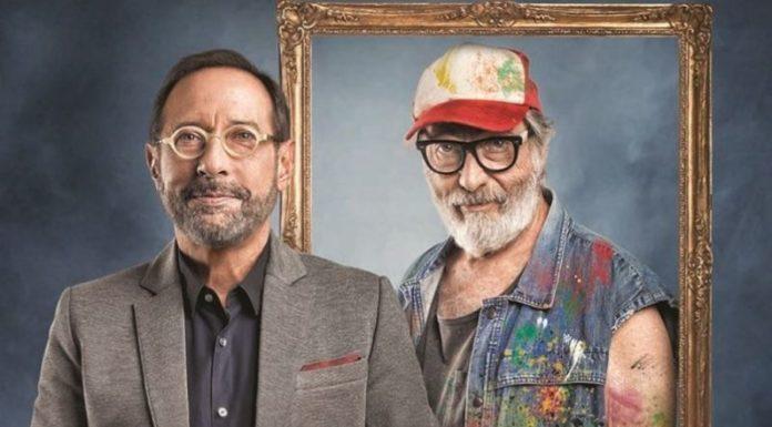 les acteurs Luis Brandoni et Guillermo Francella