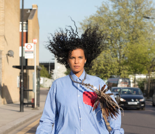 neneh cherry sort l'album broken politics et sera au trianon le 28 fevrier