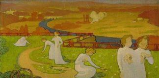 exposition les nabis et le décor au musee du luxembourg