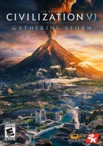 jeu video civilization VI gathering storm