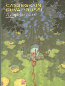 bande dessinee nympheas noirs
