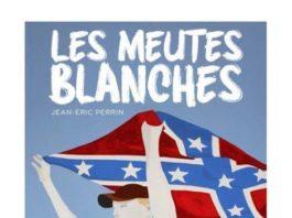 couverture du livre de jean eric perrin les meutes blanches