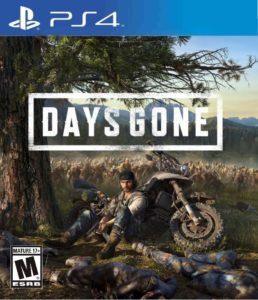 visuel jeu video days gone