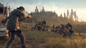jeu video days gone