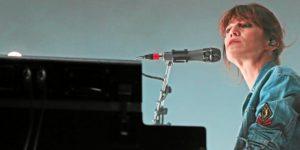 la chanteuse charlotte gainsbourg