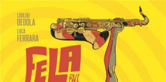 couverture bd fela back to lagos