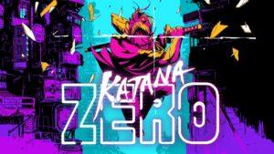jeu video katana zero