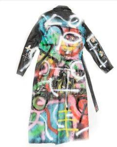 david maheo manteau customise