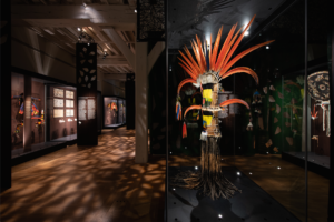 exposition amazonie le chamane et la pensée de la forêt