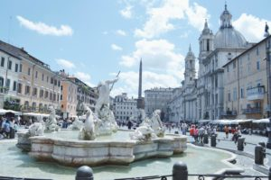 rome place navona