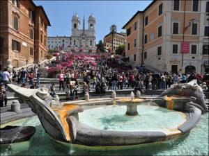 rome place despagne