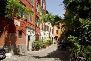 rome quartier trastevere