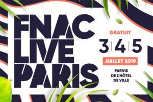 affiche 2019 fnac live